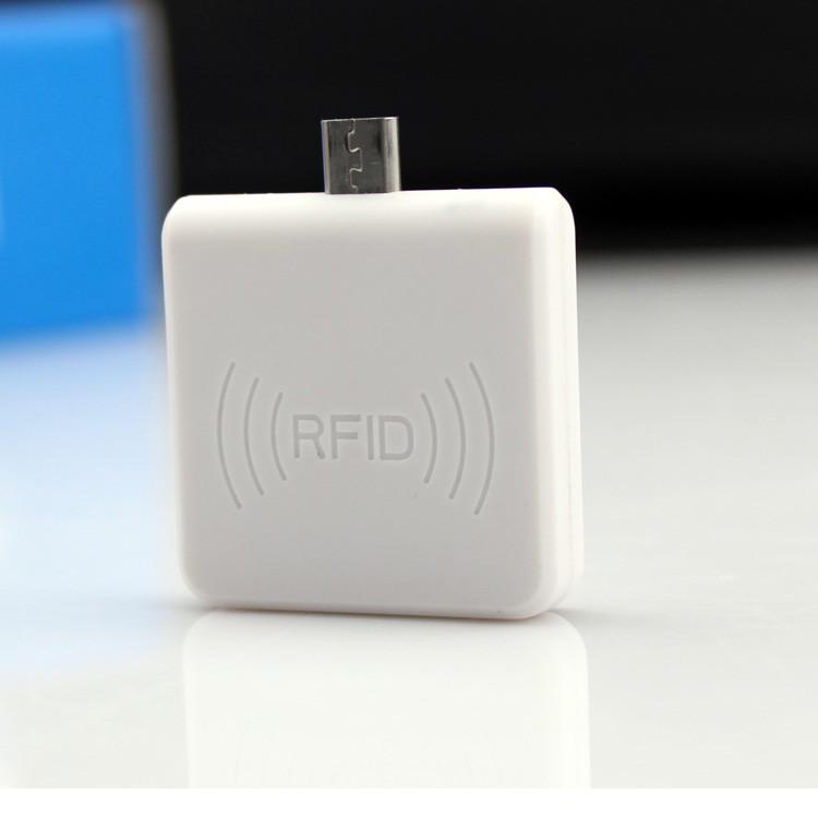 หัวอ่าน Proximity 125Khz RFID Reader สำหรับมือถือแอนดรอย