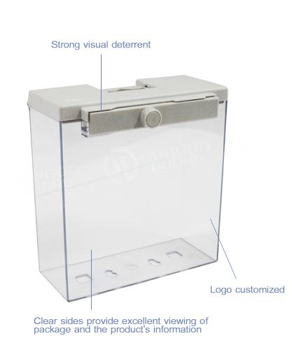 AMT-10 ,EAS ,box, Tag ,กล่อง,กล่องใส,กันขโมยแบบกล่อง,กล่องกันขโมย,RF,AM
